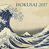 Teneues Hokusai Calendrier 30 x 30 cm Blanc