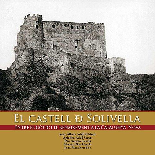 El castell de Solivella (Fora de col·lecció) por Joan Menchon Bes