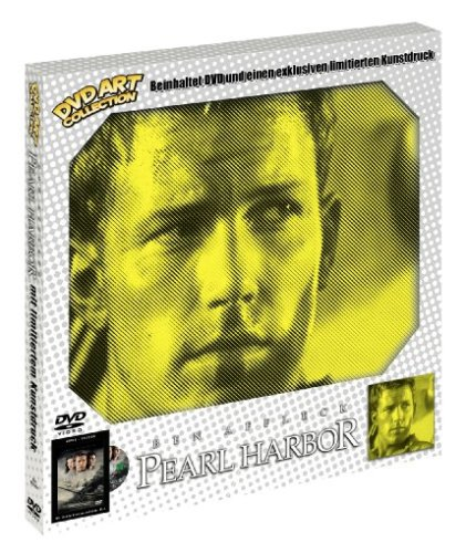 Pearl Harbor (DVD Art Collection) [Limited Edition]