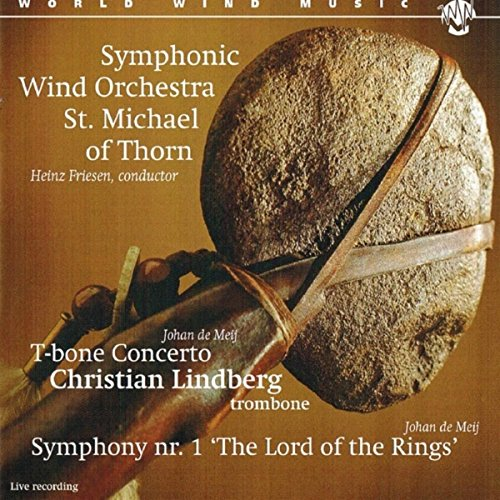 T-bone Concerto & The Lord of the Rings