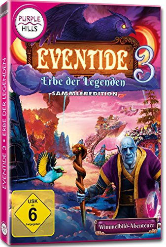 Eventide 3 Erbe der Legenden Sammleredition [Windows]
