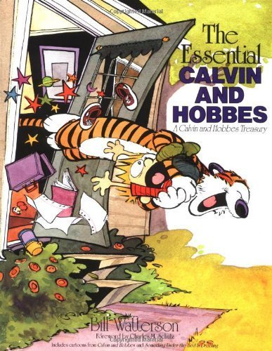 The Essential Calvin and Hobbes by Bill Watterson (1988) Paperback