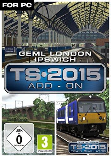 Train Simulator 2015 Great Eastern Main Line LondonIpswich