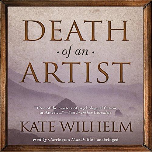 Death of an Artist  Audiolibri