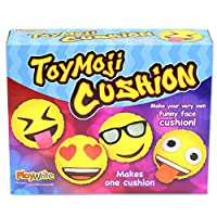 Carousel Toys and Gifts Make Your Own Toymoji Emoticon Crazy Face Emoji Cushion Craft Activity Kit ~ Design Vary