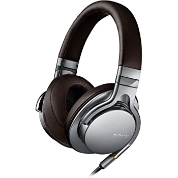 Sony MDR-1AS Casque Hi-Res Audio - Argent