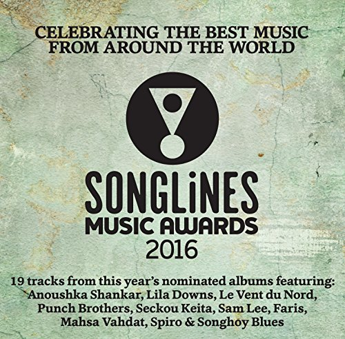 Songlines Music Awards 2016 [Amazon Exclusive]
