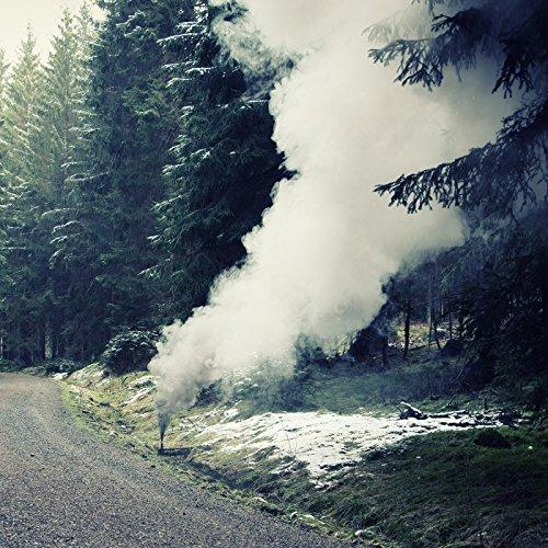 Rauchfackel JUMBO  Weiß thumbnail