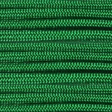 Paracord 550 100 ft. (30 m) - ideal for outdoor living, camping, gardening, or braiding into bracelets: buy it now! (Green)