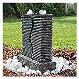 CLGarden Granit Springbrunnen SB5 2 Säulen