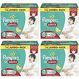 Pampers Baby Dry Pants Größe 5 Junior 11-18kg Jumbo Plus Pack 256 Windeln
