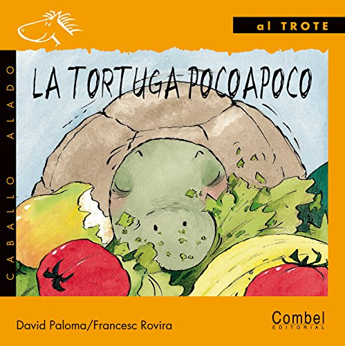 La Tortuga Pocoapoco (Caballo Alado: Al Trote) por David Paloma