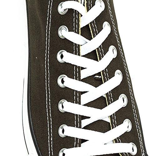 Converse, All Star Ox Canvas Seasonal, Sneaker, Unisex - adulto Verde(Grün)