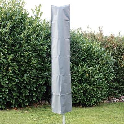 Schutzhülle, Schirmhaube, Abdeckhaube für Sonnenschirm bis Ø 400 cm
