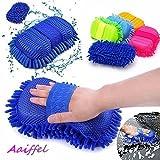 #10: AAIFFEL Wash & Dry 2-in-1 Multipurpose Microfibre Cleaning Sponge
