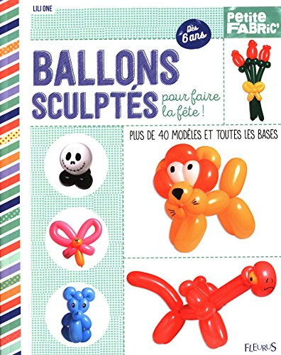 Ballons sculpts pour faire la fte
