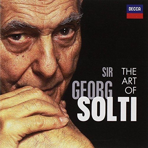 Preisvergleich Produktbild The Art of Sir Georg Solti: Tannhauser,  Missa Solemnis,  Deutsches Requiem,  Romeo & Julia,  Tristan & Isolde,  uvm!