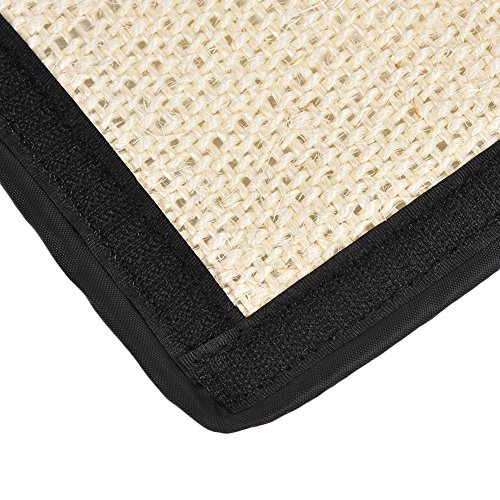 yunt tapis griffoir pour chat tapis en sisal pour pretections de canape et poteau de meuble. Black Bedroom Furniture Sets. Home Design Ideas