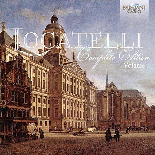 Locatelli Complete Edition, Vol. 1