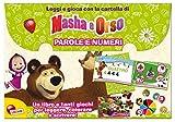 eBook Gratis da Scaricare Masha e Orso Parole e numeri Ediz illustrata Con gadget (PDF,EPUB,MOBI) Online Italiano