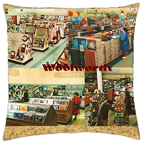remember-woolworths-throw-pillow-cover-case-16-x-16