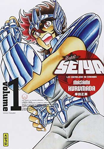 Saint Seiya Deluxe Vol.1