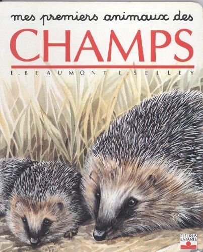 Mes premiers animaux des champs par Émilie Beaumont