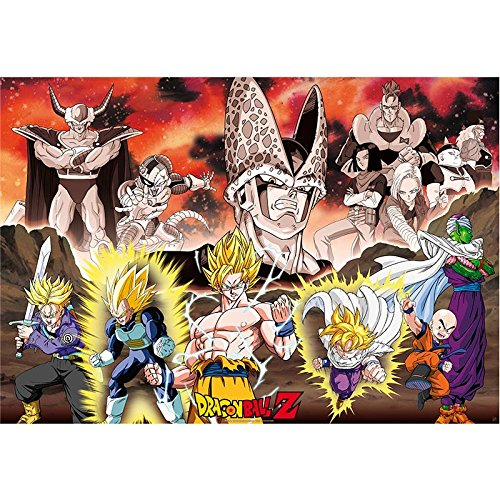 ABYstyle abydco315–Póster–Dragon Ball–Cell Arc