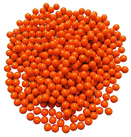 Gelkaps Paint Balls Assorted Fill Wholesale Filled Paintball Airsoft Pellet 68 Caliber 1000 Count