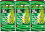 (3 PACK) - Creative Nature - Organic Barley Grass Powder | 200g | 3 PACK BUNDLE