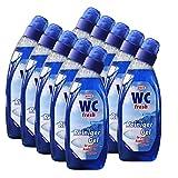 10er SET WECO WC-Reiniger Gel 750 ml / WC fresh Meeresfrische / Reinigungsmittel / Putzmittel