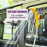 12V Camping Dusche Wasserpumpe Brause Auto KFZ Wohnwagen Caravan Outdoor