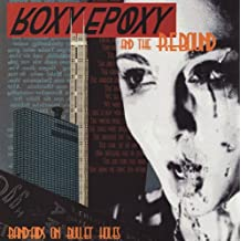 Band aids on bullet holes (vinyl) by Roxy Epoxy and the rebound