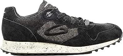 Alberto Guardiani Sneaker Scarpa Sportiva da Uomo in Pelle Scamosciata