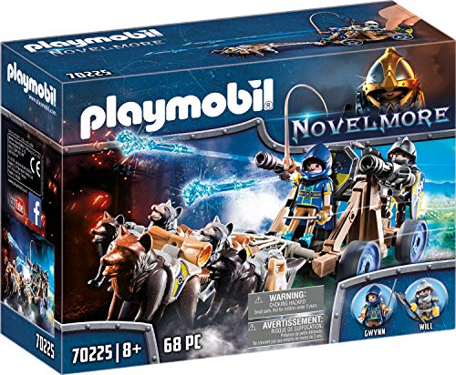 PLAYMOBIL Novelmore Equipo Lobo Novelmore