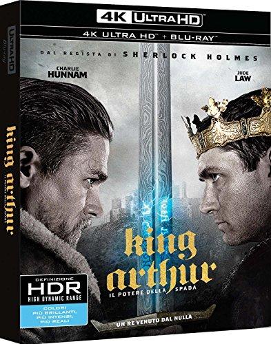 King Arthur - Il Potere Della Spada (4K Ultra Hd+Blu-Ray) [Blu-ray]