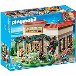 Playmobil Casita de verano, set de juego (4857)