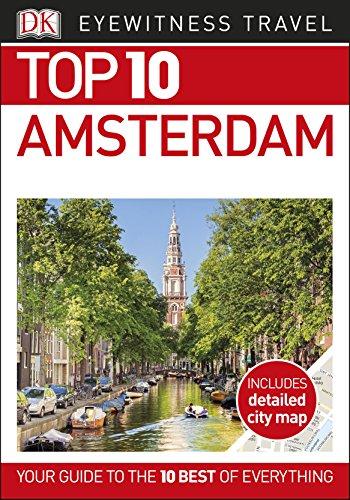 Top 10 Amsterdam DK Eyewitness Travel Guide