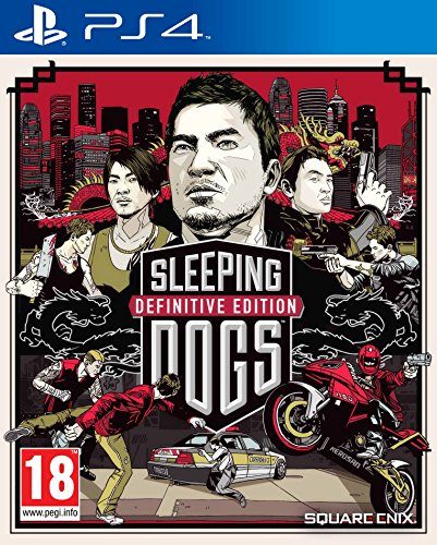 Square Enix Sleeping Dogs Definitive Edition, PS4 Básico PlayStation 4 Inglés, Italiano - Juego (PS4, Soporte físico, Básico, PlayStation 4, Acción / Aventura, United Front Games, M (Maduro))