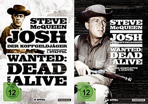 Josh - Der Kopfgeldjäger: Staffel 1+2 (12 DVDs)
