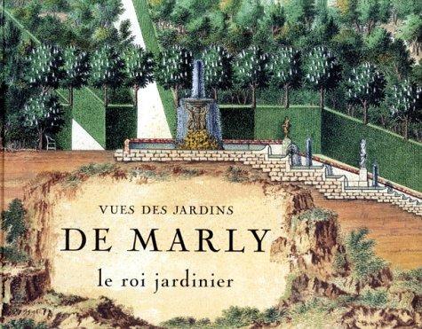 Vues des jardins de Marly par Collectif