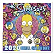 2020 Simpsons Wandkalender