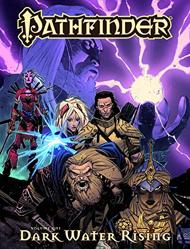 Pathfinder Volume 1: Dark Waters Rising (Pathfinder 1)
