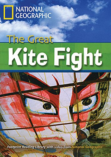 The Great Kite Fight: Footprint Reading Library 6 (Hampton-Brown Edge: Reading, Writing, & Language, 2nd Editio) por Rob Waring