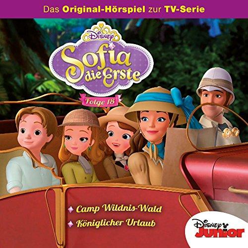Folge 18: Camp Wildnis-Wald / Königlicher Urlaub (Disney Musik Urlaub)