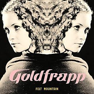 Felt Mountain (White Vinyl,180g) [Vinyl LP] by Goldfrapp (B00WR7QINW) | Amazon Products