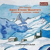 Schaeuble: String Quartet, Op. 19 - Schütter: String Quartet - Schmid: String Quartet, Op. 4