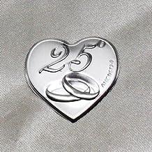 Bomboniere per anniversario di matrimonio for 25esimo anniversario