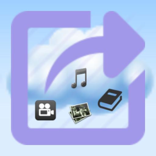 UPnP/HTTP Client und Server für Video, Audio, Bilder und eBooks