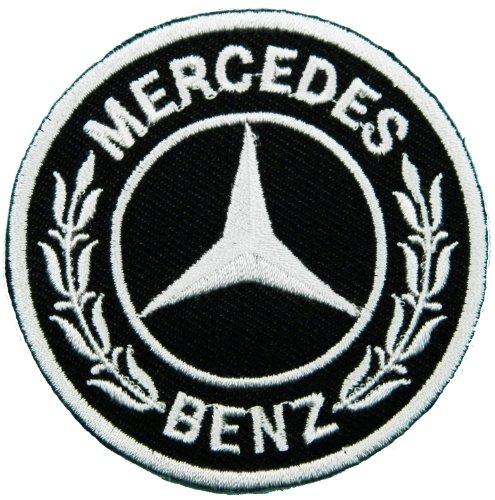 Mercedes Benz Patches logo Car ricamato toppa STYLE02